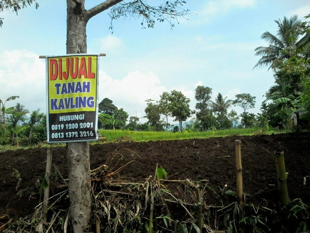Dijual Tanah Kavling di Cianjur