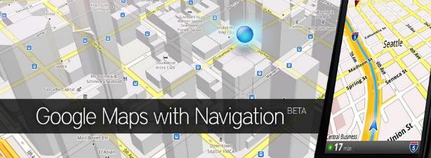 Google Maps 5.2.0 con Navegación - Android