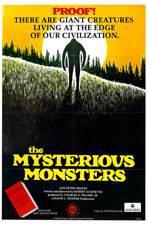 The Mysterious Monsters (1976)kktc