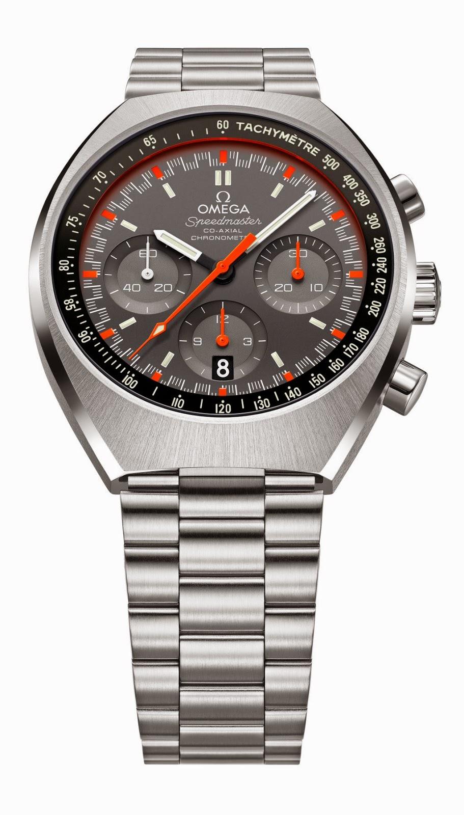 Omega Speedmaster Mark II copy watch