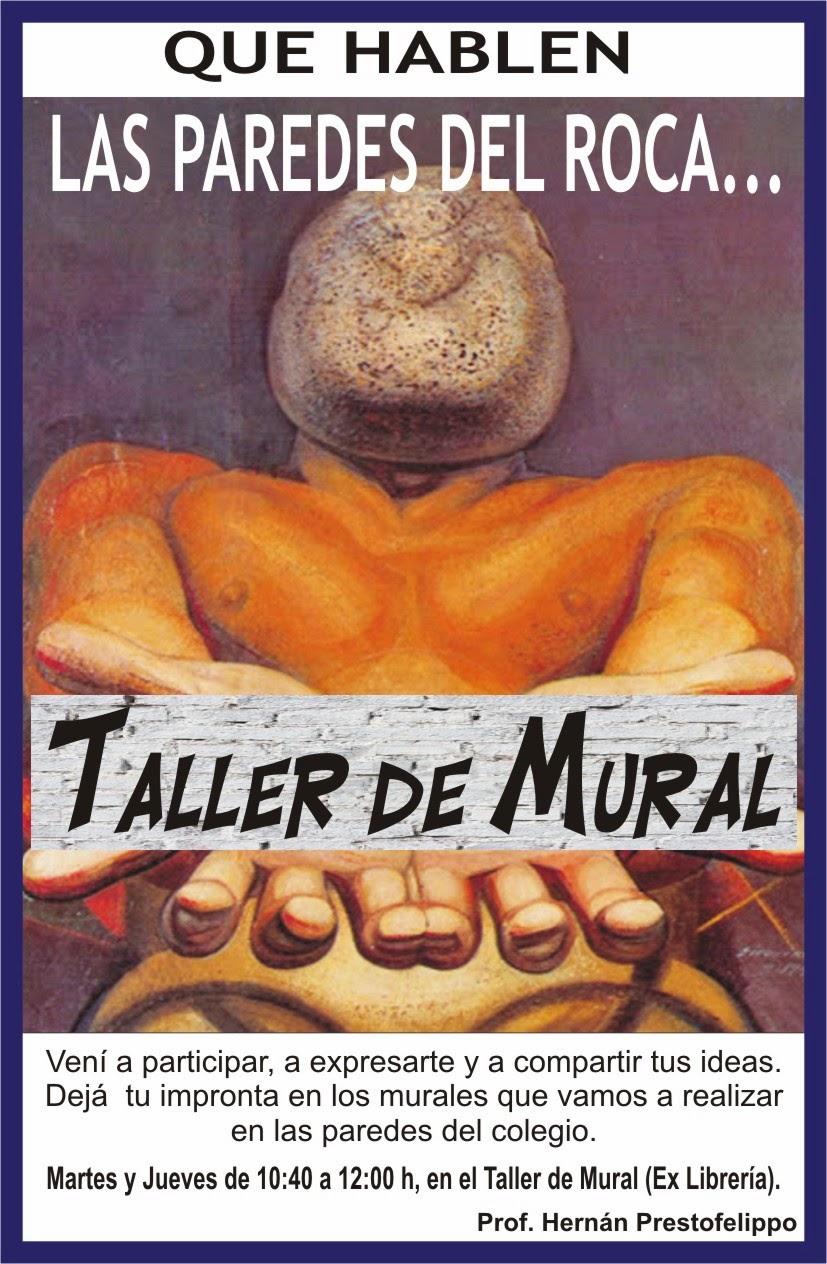 TALLER DE MURAL