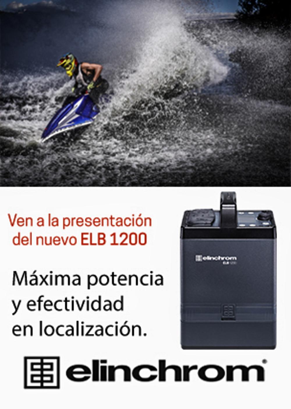 Presentación Elinchrom ELB 1200