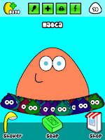 Shower Pou
