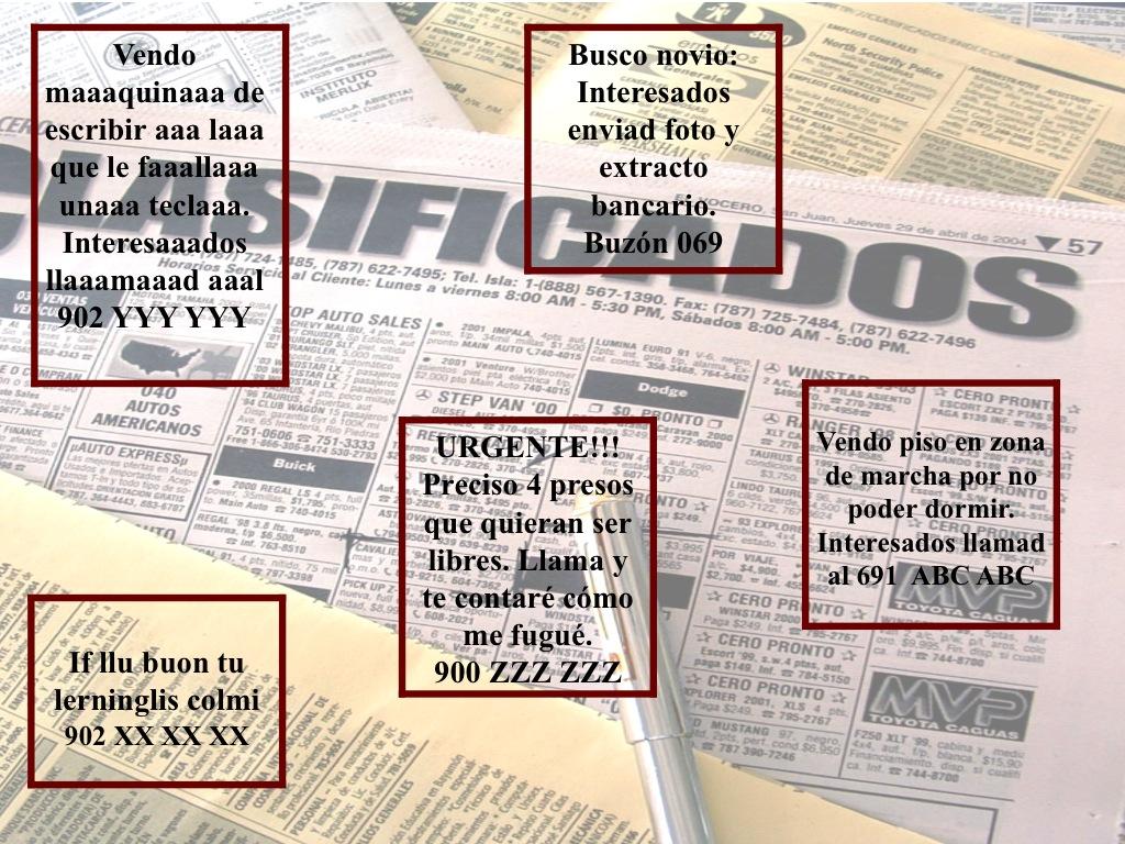 Pc al maximo avisos web for Anuncios clasificados gratis