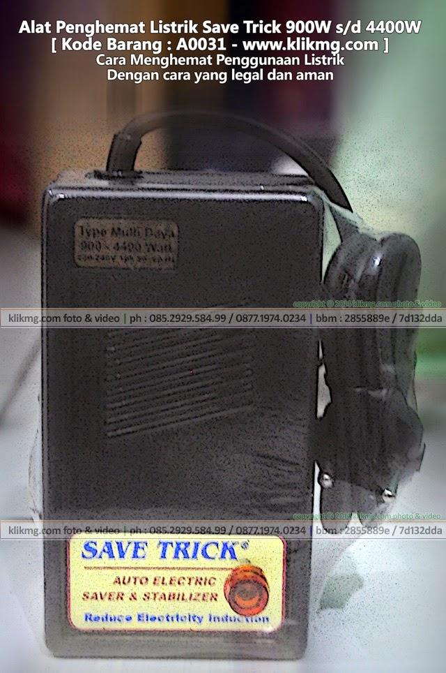 Alat Penghemat Listrik Save Trick 900W s/d 4400W - Kode Barang : A0031 | Cara Menghemat Penggunaan Listrik - Dengan cara yang legal dan aman