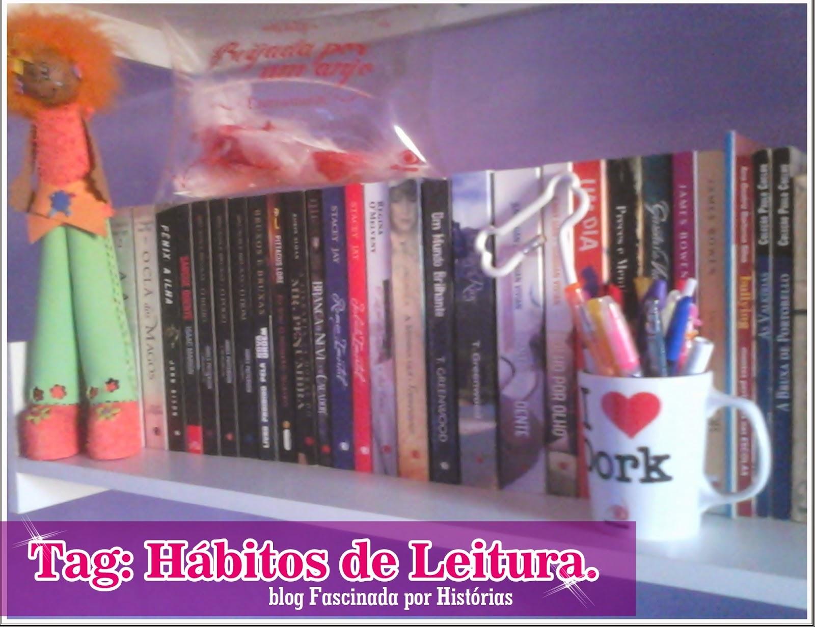 Tag: Hábitos de Leitura.
