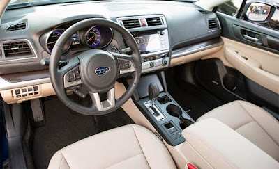 2016 Subaru Legacy Turbo GT Review