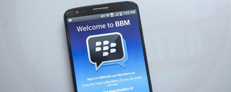 Cara Chatting di BBM Tanpa Harus Invite PIN