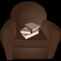 Le fauteuil de lecture d'Elleli !