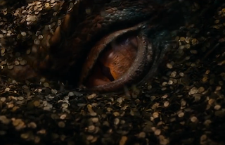 Smaug from Hobbit2 Desolation of Smaug
