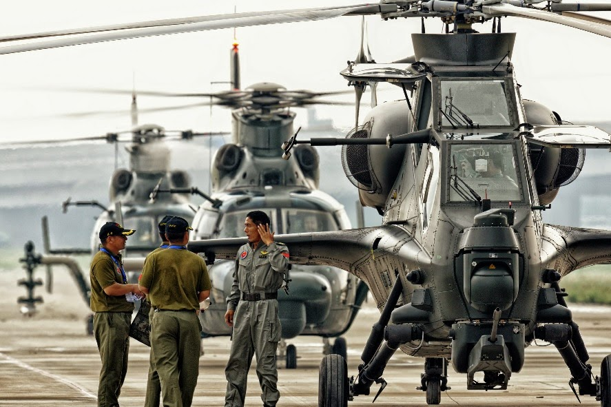Pakistan to Get Z-10 Gunship Chopper from China