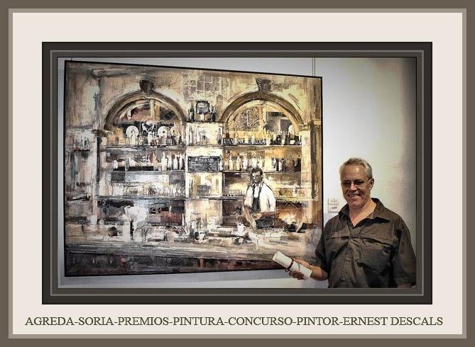 AGREDA-SORIA-PINTURA-PREMIOS-CASTEJONES-PALACIO-FOTOS-PREMIADOS-PINTOR-ERNEST DESCALS-