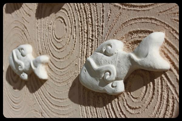 decoracion detalle de fachada