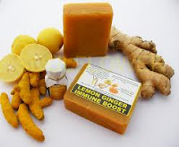 Acne Medication with Ginger