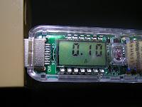 消費電流は約100mA