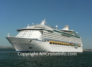 Royal Caribbean's Explorer of the Seas Departs Cape Liberty, Bayonne