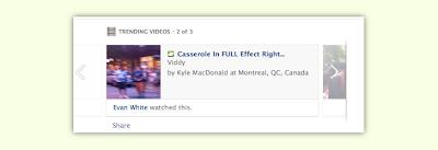 facebook trending videos