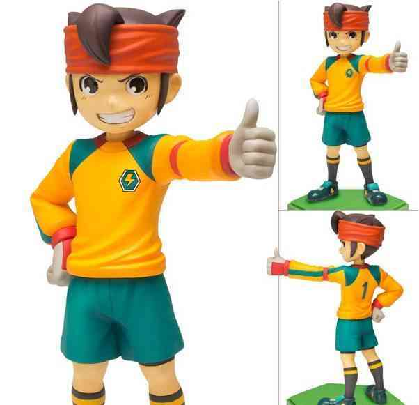 Inazuma Eleven GO Legend Player Complete Figure