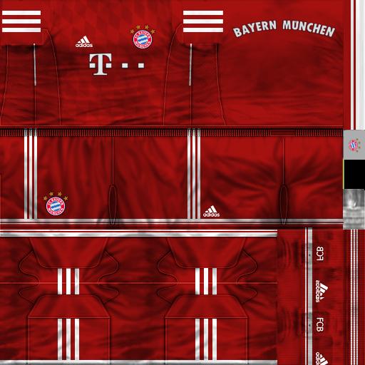 512 x 512 png 317kB, PES 6 : Kit Bayern Munchen 2013/2014 By Gollomena