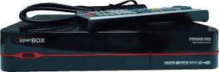 Actualización Superbox Prime Agosto 2013