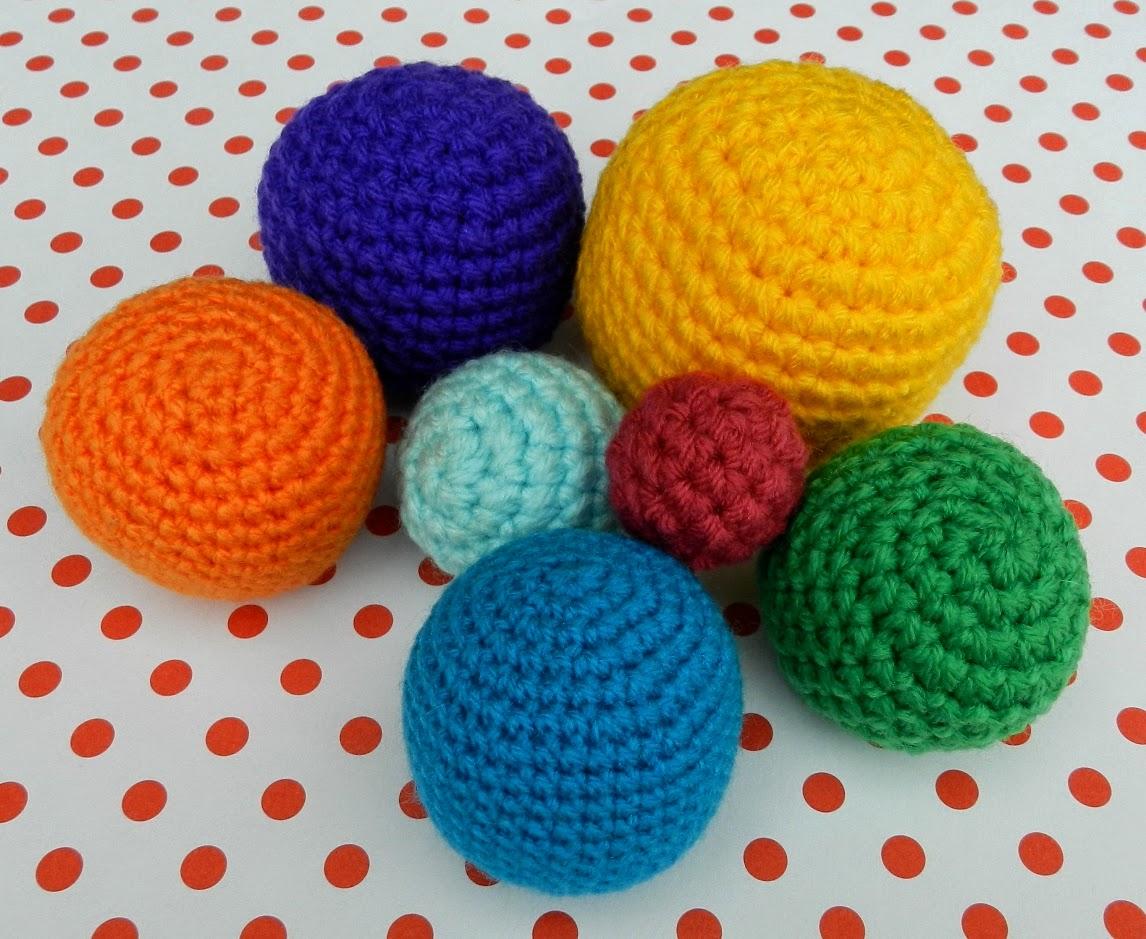 daxa rabalea: Compartiendo mi secreto para tejer esferas