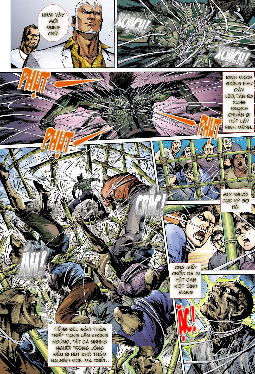 Thần Binh 4 chap 23 - Trang 28