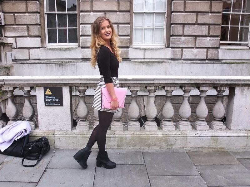 Afternoon Tea at Balthazar, Covent Garden | London Fashion Week 2015