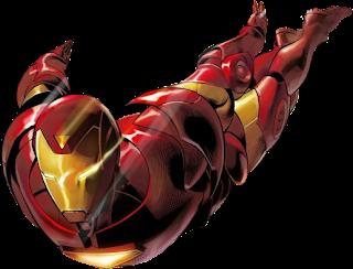 IronMan Fundo Invisivel Iron-man