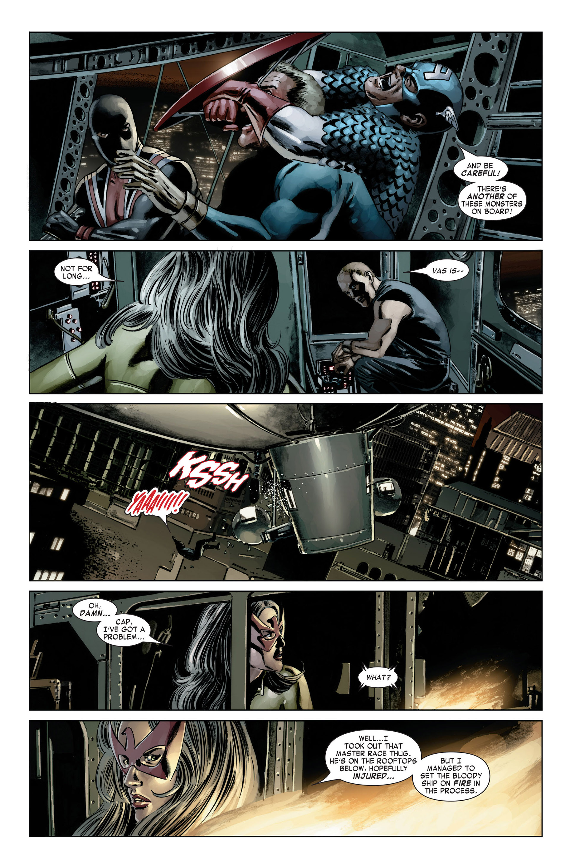 Captain America (2005) Issue #20 #20 - English 15