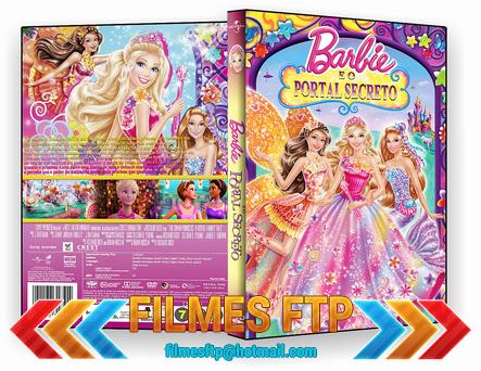 Barbie e o Portal Secreto 2014 DVD-R OFICIAL