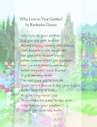 As we move out of our GARDEN unit and into INSECTS, I find this poem to be a .