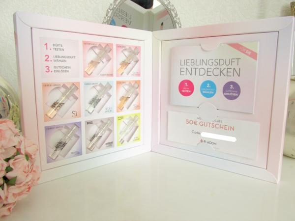 Gewinne eine Flaconi Probenbox inkl. 50 € Gutschein