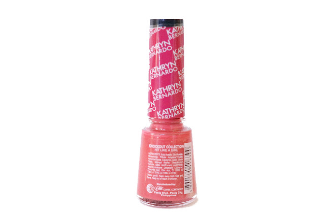 Chic Nail Color in Hit Like A Gir
