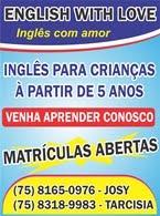 APRENDA  INGLÊS EM ANGUERA