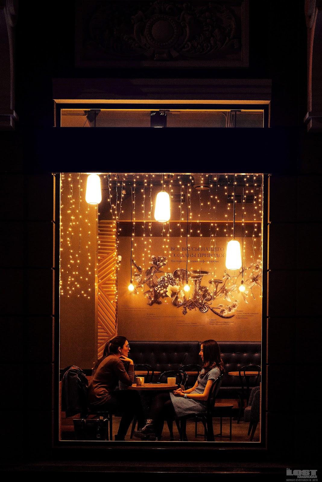 Кофейня в Краснодаре