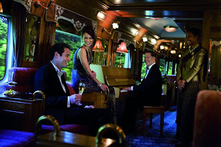 Treno Eastern & Oriental piano bar