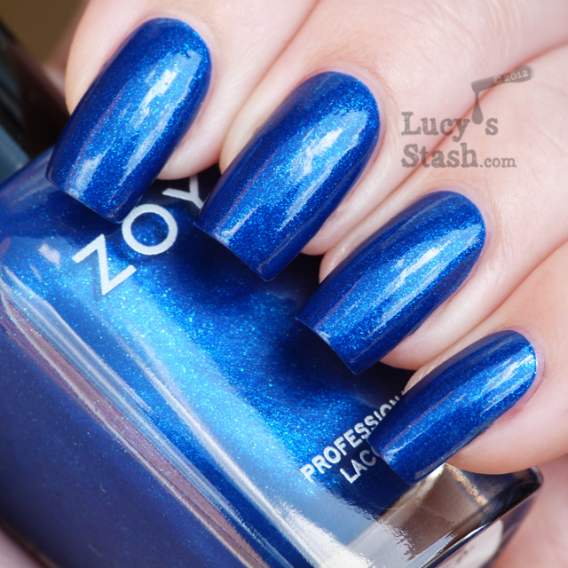 Lucy's Stash - Zoya Diva Collection for Fall 2012 - Song