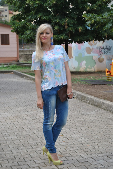 outfit jeans skinny come abbinare i jeans skinny skinny jeans skinny outfit outfit casual outfit estivi casual jeans e tacchi come abbinare jeans e tacchi mariafelicia magno fashion blogger colorblock by felym fashion blog italiani fashion blogger italiane fashion blogger bionde bionde e tacchi ripped jeans how to wear skinny jeans skinny jeans outfit outfit 12 agosto 2015 outfit estivi donna outfit estate 2015 summer outfits summer outfits for girls