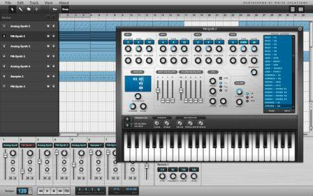 Crea tu propia musica desde Chrome, AudioSauna