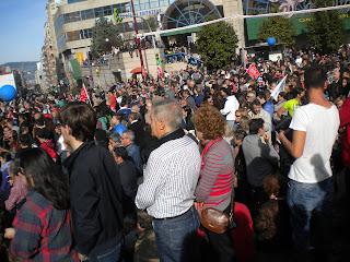 14-N Praza de América, Vigo