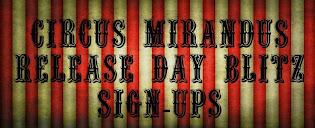 Circus Mirandus Release Day Blitz Sign-ups!