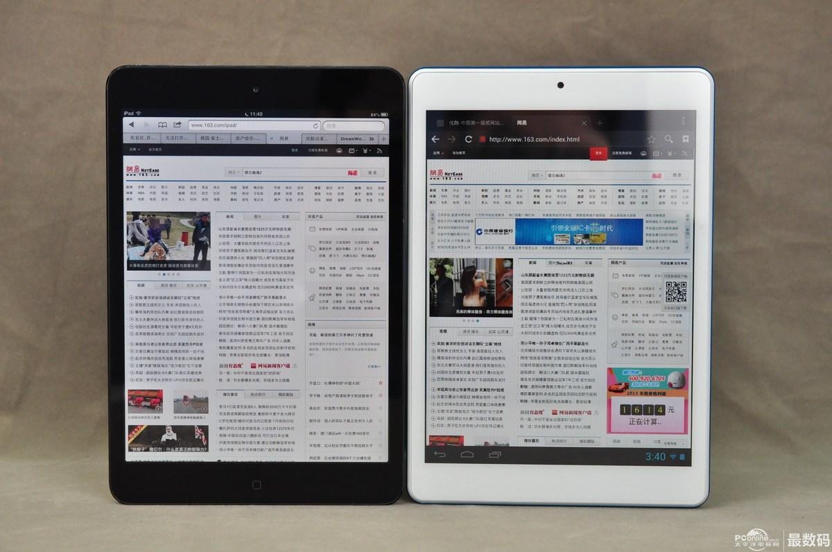 178IPS Screen of CHUWI MINI Pad V88