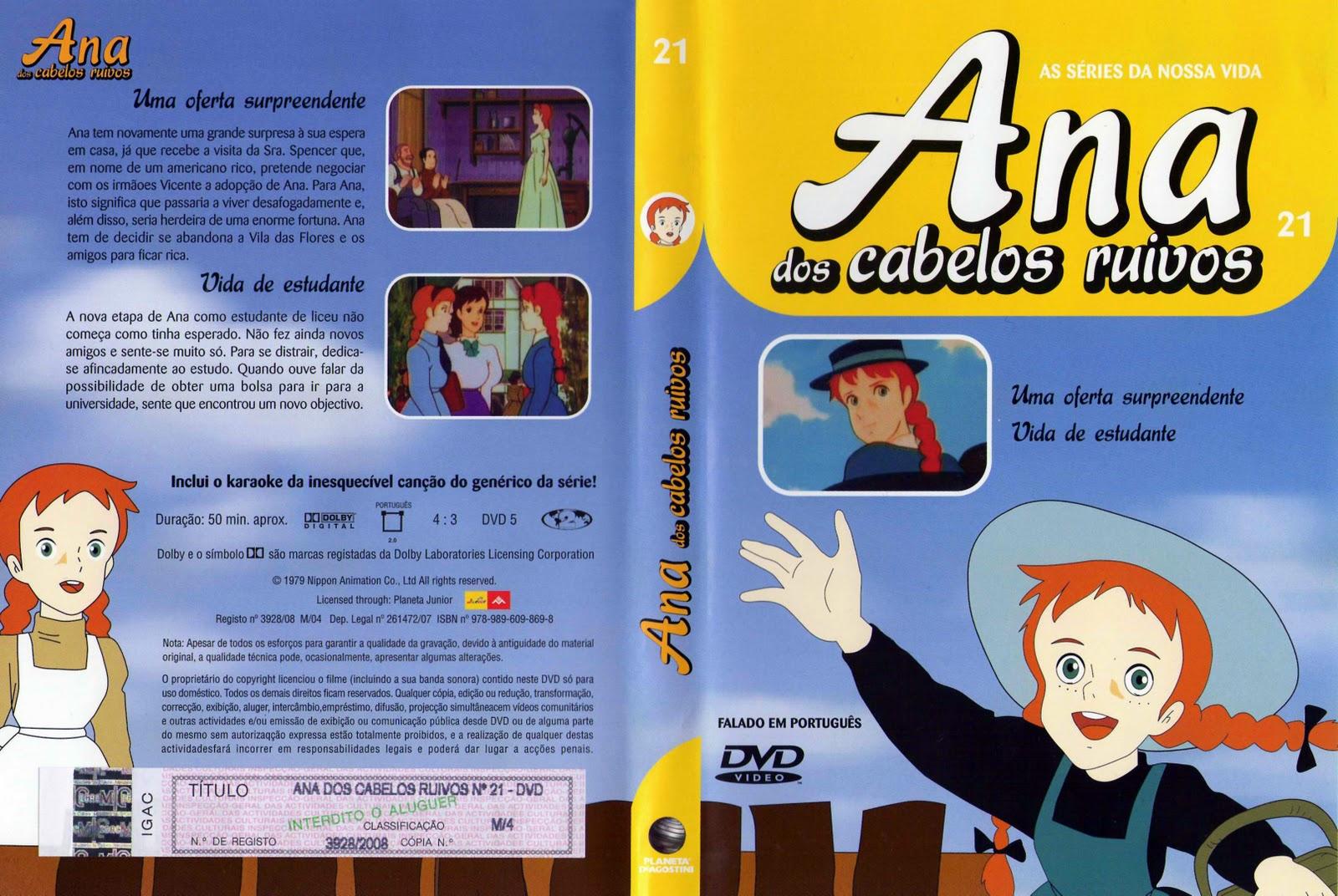Ana dos Cabelos Ruivos Vol.1 A 25  PT-PT Ana+dos+Cabelos+Ruivos+Vol.21%28capa