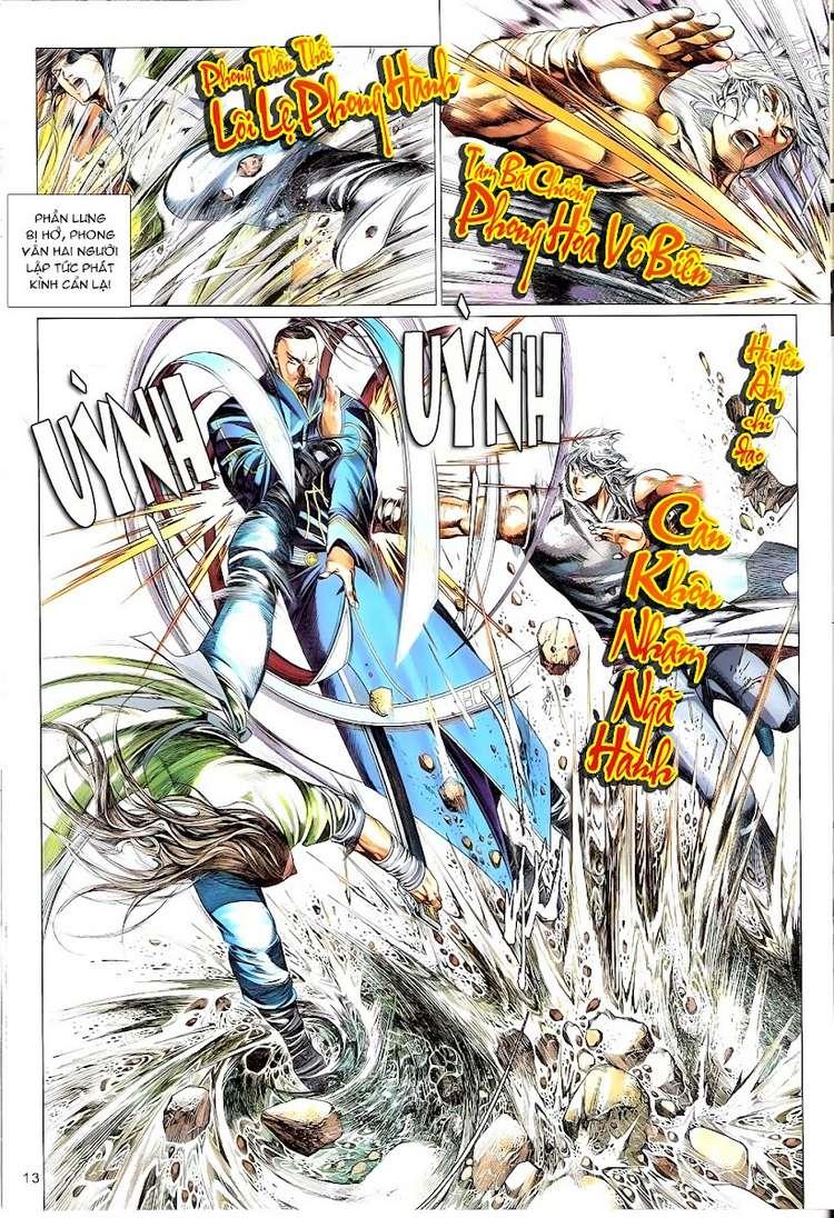 Phong Vân chap 626 Trang 13 - Mangak.info