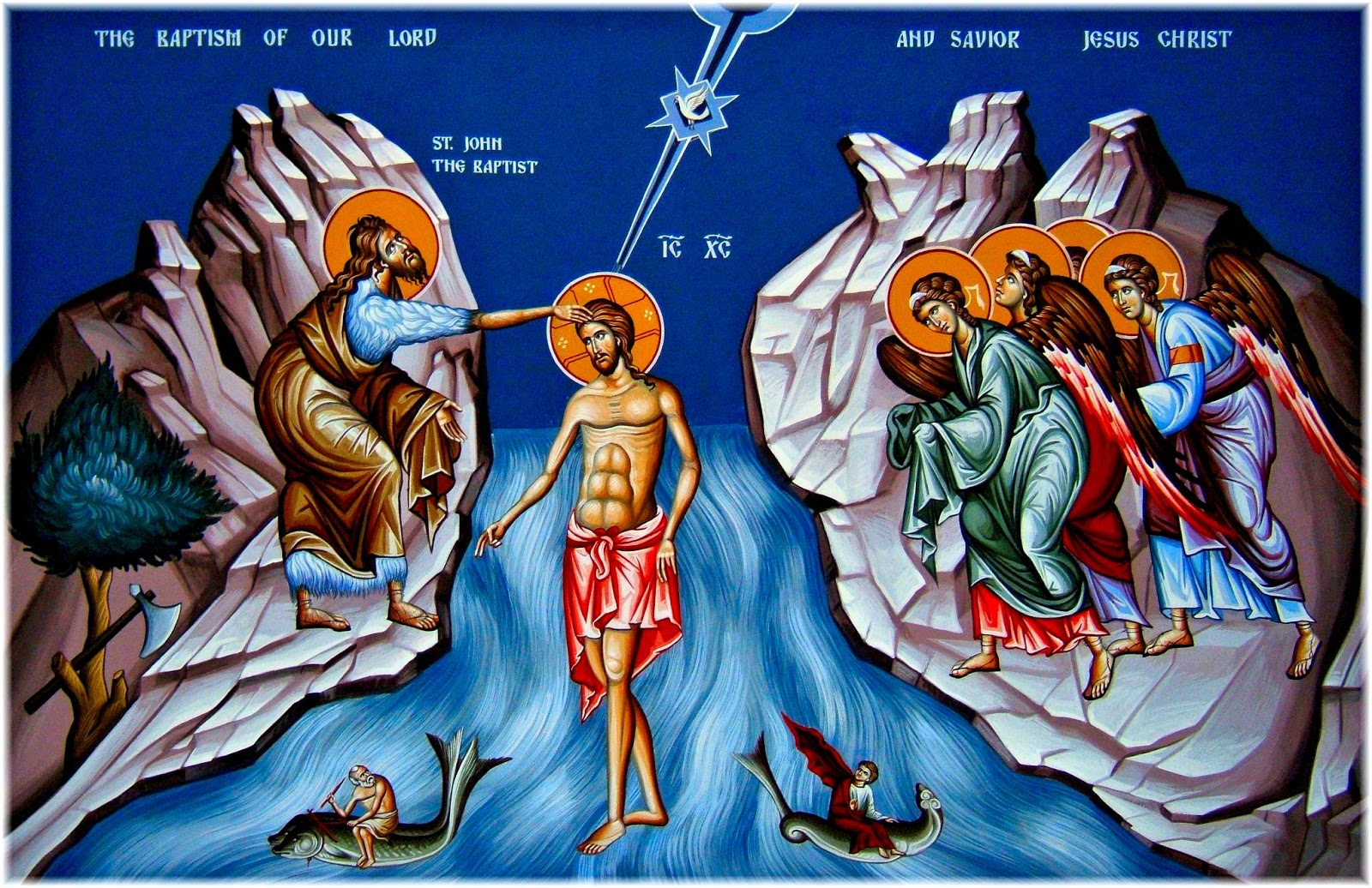 Image result for icon theophany