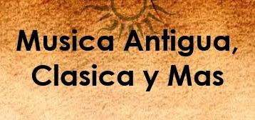 REAPERTURA DE NUESTRO BLOG DE MUSICA CLASICA