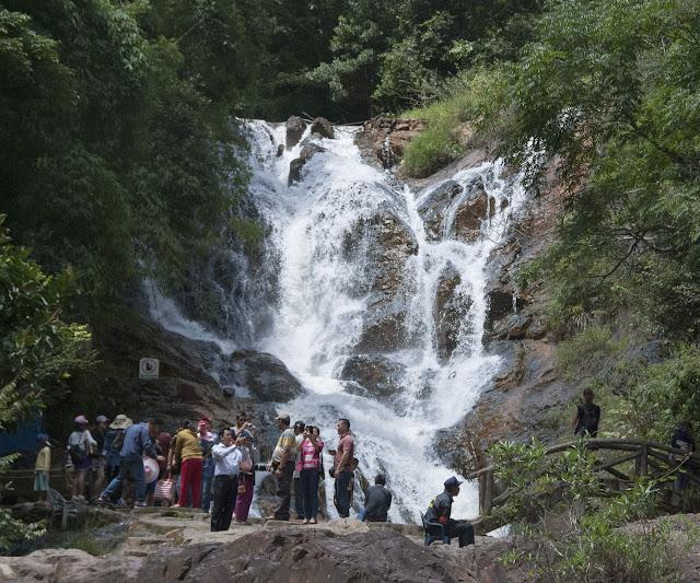 Khám phá thác Datanla ở Đà lạt