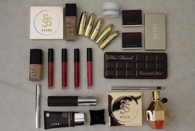 High End Makeup Haul! (Ft: NARS, Stila, Kevyn Aucoin, BECCA & More!)