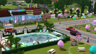the sims 3 katy perrys sweet treats FLT mediafire download, mediafire pc