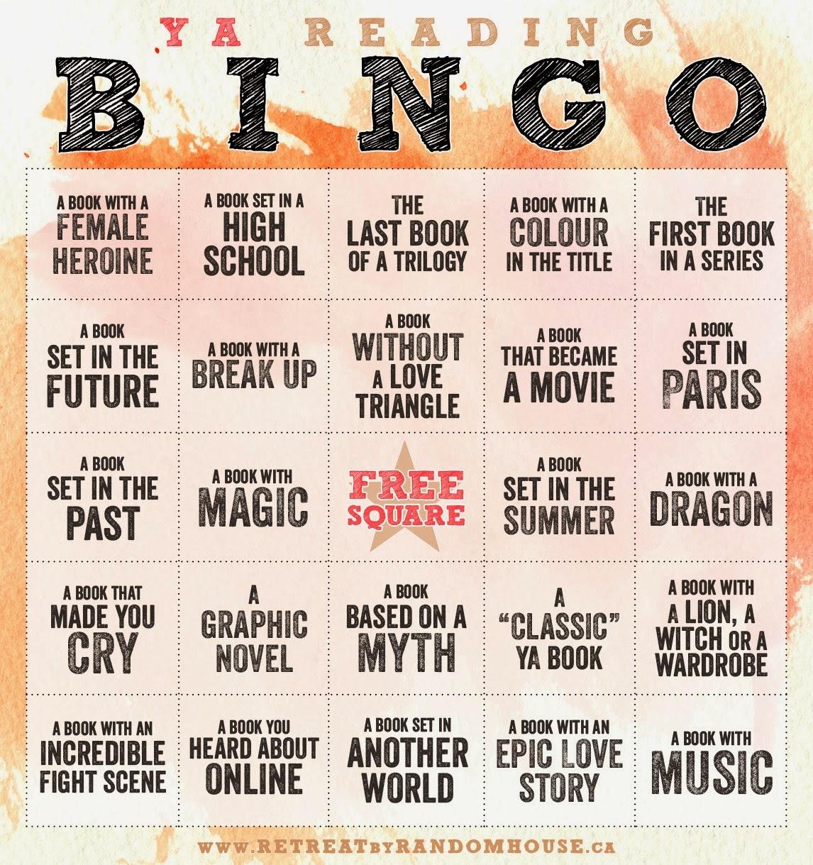Bingo Challenge Juvenil